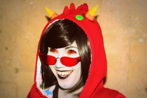 H3H3H3 Terezi Cosplay by Sioxanne