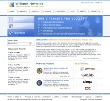 Williams Network by WebRules