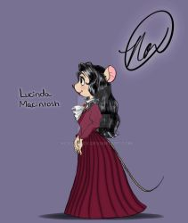 Great Mouse Detective OC by NoxidamXV