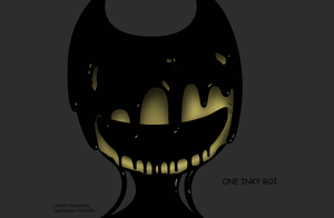 Ben is short for Bendy by LalaEX