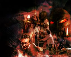 Dead Man's Party by RevelloDrive1630