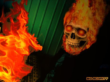 Ghost Rider Style by schmitthrp