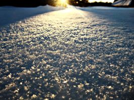 Walking on Crystals by CassidyLeora