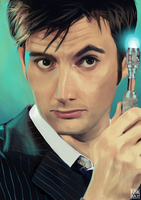 DR WHO 10 by RysikART