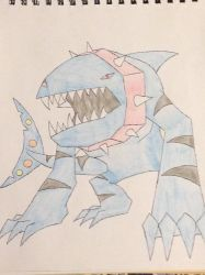 Land Shark by Fanficwriter1