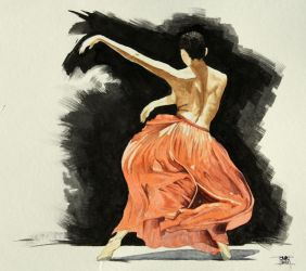 Dance in color by Strooitje
