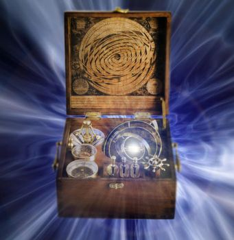 Wormhole Time machine by osiskars