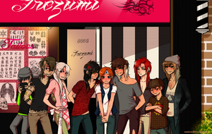 Group Pic by angelyeah
