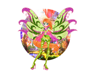 AT:Rilia Bloomix by octaviaair
