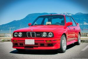 Original  M3 by SeanTheCarSpotter