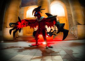 Yveltal arrives at Connichi