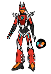 Override - TFP Style by Allduin99