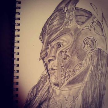 Underworld Rise of the Lycans- Viktor by jgayle1