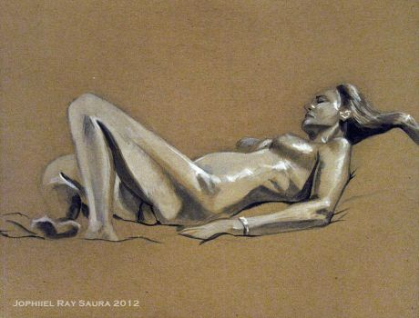 Life Drawing Series 4 by JophielS