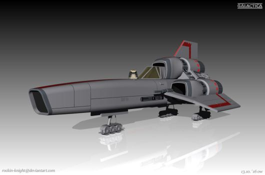 Viper MK 1 Front View 2 by rockin-knight