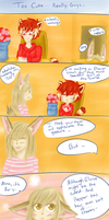 Jolina Contest: Workplace Romance by Angel-of-the-Lore