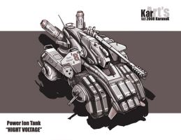 Power Ion Tank HIGHT VOLTAGE by KaranaK