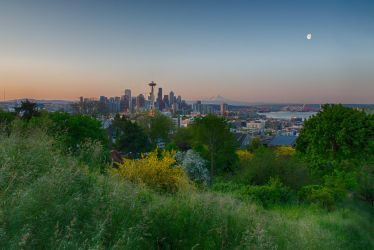 The Emerald City by arnaudperret