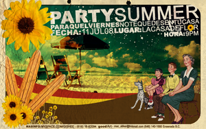 Summer Party by patoDS