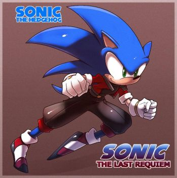 sonic the hedgehog +TLR+ by nancher