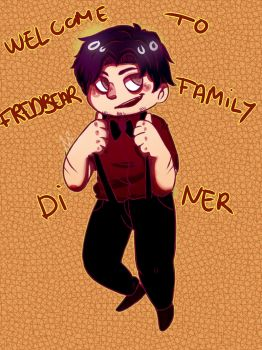 welcome to fredbear family diner ! by burningblazecat