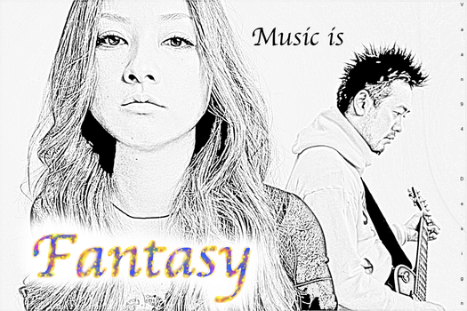 D.A.I. - Music is FANTASY by Vaan94