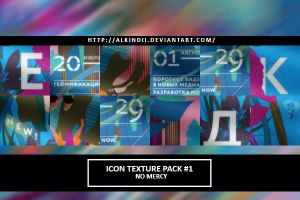 Icon Texture Pack #1 by Alkindii