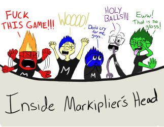 Inside Out: Markiplier's Head by RaltheCommentator