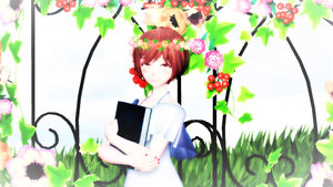 -MMD- Mother nature by RAIN-P
