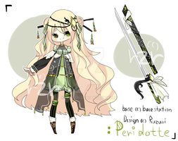 [CLOSED] Peridotte [Auction] by Ruzuri