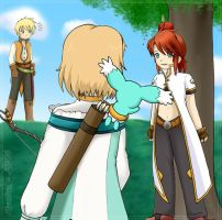 Tales of the Abyss by Moontoon