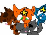 We are the crystal gems! ( warrior cats ) by TheFloweyfanclub