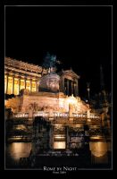 Rome by Night by pshem