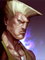 Guile by JimboBox