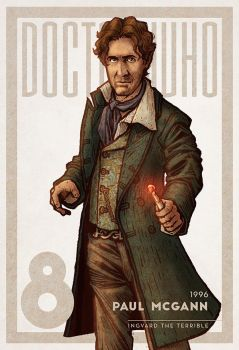 Doctor Who #8 by IngvardtheTerrible