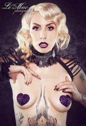 Couture Cupid Pasties 2 by gothfox