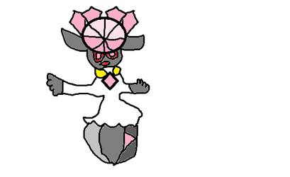 Diancie by SonicLover1523