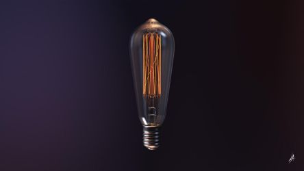 Lightbulb by Avhaz