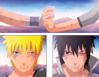 Naruto 699 The End Of A War by IITheYahikoDarkII