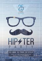 Hipster Party by iorkdesign