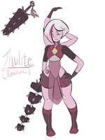 Thulite(Rosaline)CoralSQFusionCall by kanarichan
