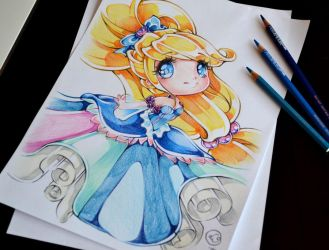Chibi OC Princess by Lighane