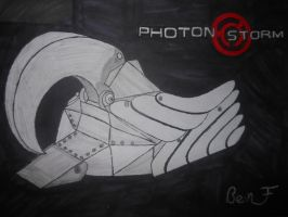 Battlebots-ABC season 2 Photon Storm. by sgtjack2016