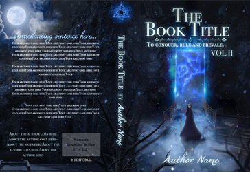 Book cover 67 by StarsColdNight