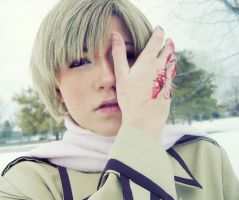 Aph Russia: With eyes blinded. by XxSumieLoveNerdsxX