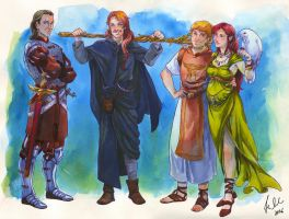 Five and a half is a crowd by Toradh