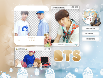 BTS | PACK PNG | SUMMER PACKAGE PT 2 by KoreanGallery