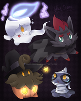 It's Pokeween! by Hime--Nyan