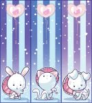 Bookmark set Cute 2 by tikopets