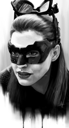 Dark Knight rises Catwoman by billycsk